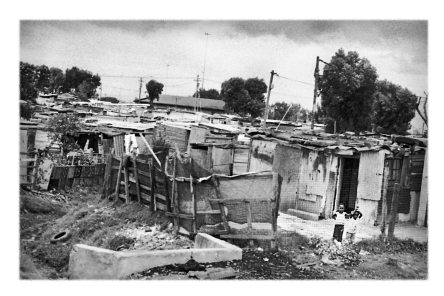 Townships are densely populated living spaces for many communities in South and East Africa.