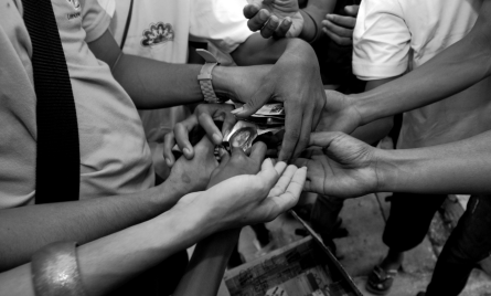Reaching for relief. Condoms are an effective prevention for HIV transmission, but how commonly are they used in ongoing relationships?