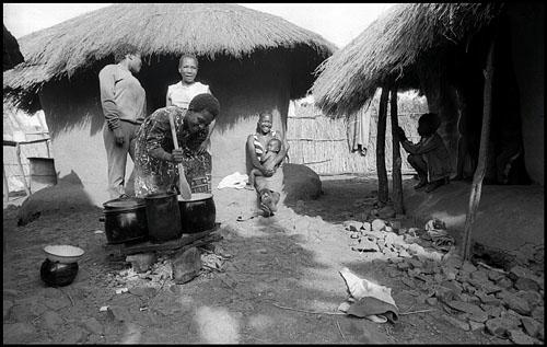 communal cooking