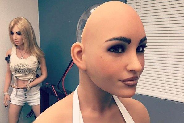 Harmony Sex Robot